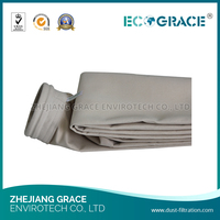 1 Micron Cloth Dust Collector Filter PPS Bag