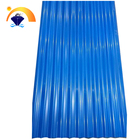 0.6 ppgi color coated steel coil and metal roofing sheet navy blue