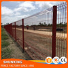 China Supplier Powder Coating Welding Garden Cheap Fence