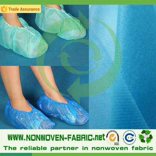 China Manufacturer Disposable Medical Shoes Cover Nonwoven Fabric