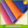 Manufacturer pp spunbond waterproof non woven fabric shopping bag material