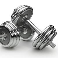 Adjustable Weights Dumbbell