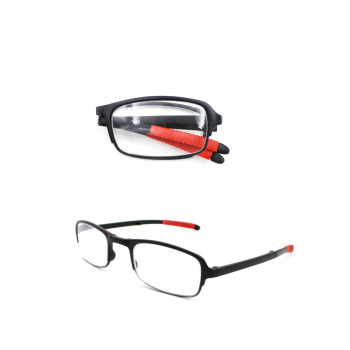 Wholesale fashion foldable reading glasses