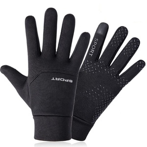 Wholesale comfortable top selling antiwear cycling road bike MTB sports riding full finger racing gloves