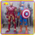 KANO0484 Lifelike Avenger Marvel captain America Statue With Shield