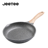 Aluminum 32cm non-stick coating egg pan skillet cookware stone frying pan as seen on tv with Bakelite handle cookware