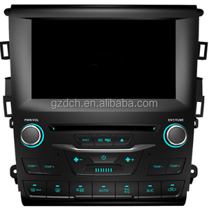 5.1 android car dvd player for FORD MONDEO 1024*600 quad core 1G+16G WS-9443