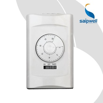 Saip/saipwell New Design 120 Minutes Countdown Timer,In-wall  Timer,Mechanical Timer Switch - Buy 2 Hour Timer Switch,Countdown  Timer,In-wall Timer
