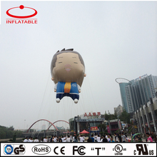 large PVC inflatable event decoration parade helium self floating balloon