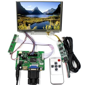 LVDS lcd 7 tft 1280x800 with hdmi control board