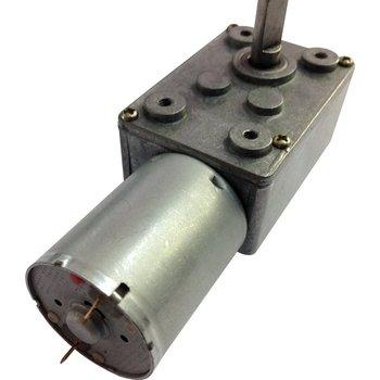 Rpm Dc Wormwiel Motor