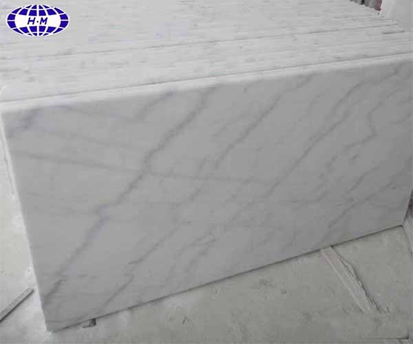 Chinese guangxi white marble floor tile 60x60