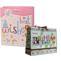 Factory best selling birthday gift bag