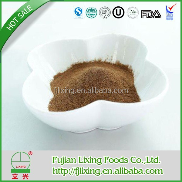 Bottom price OEM instant black/dark tea powder