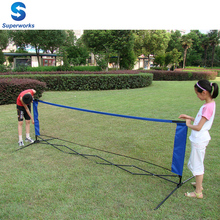 mini protable steel frame kids tennis net indoor tennis net,beach tennis net