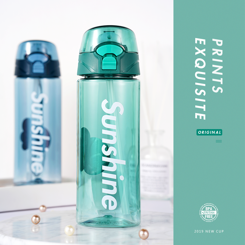 2019 Summer Trendy Collection Eco-friendly BPA Free The Xingyue Outdoor Sports Tritan Water Bottle