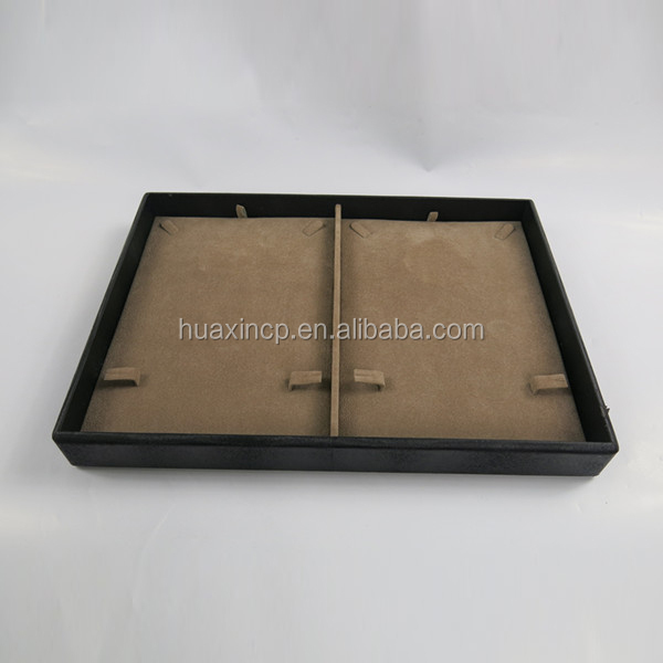 online hot sale jewelry display tray for necklace&earrings