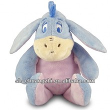 FAMA China Factory Cartoon Famous EEYORE plush classic figure soft stuffed Donkey toys