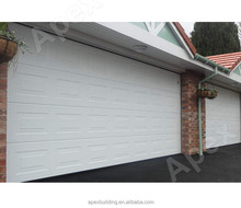 automatic new technology barn grooved single panel panel garage door