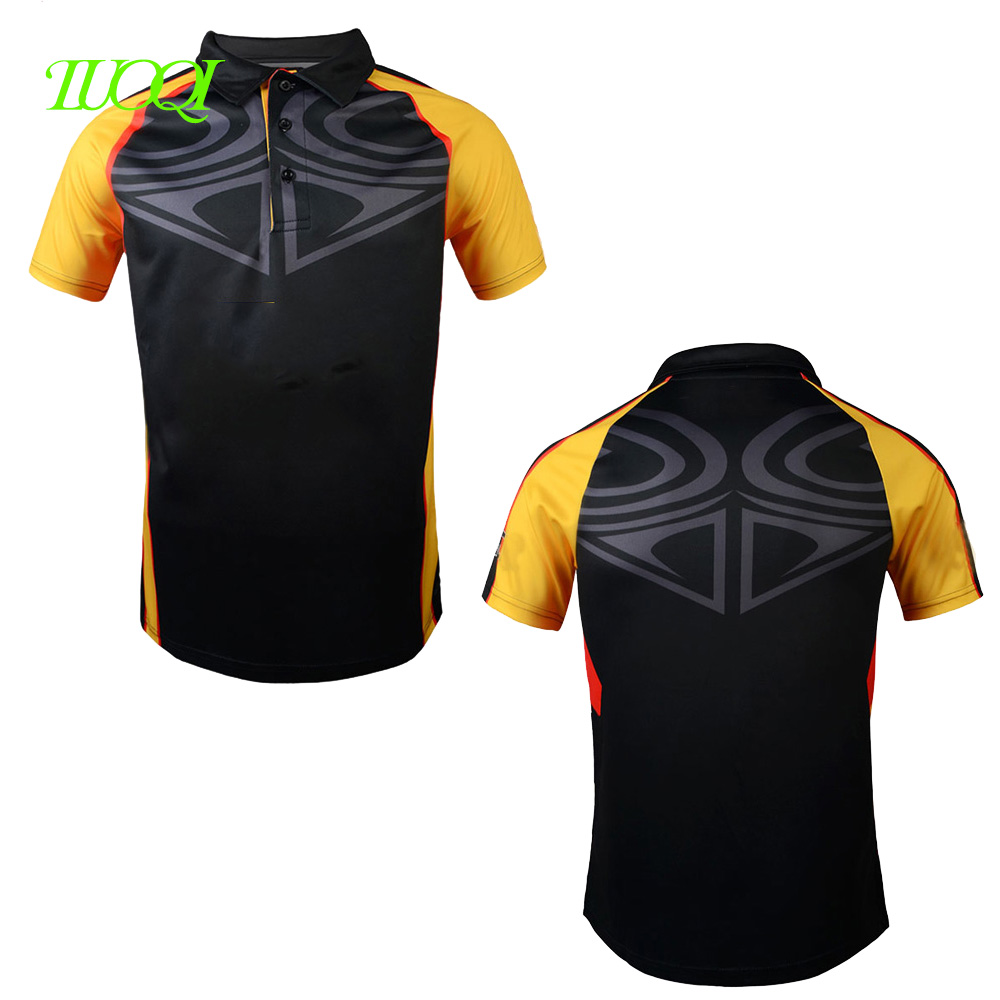 Top Sales Splice Color Dry Fit Special Sublimation new design Cricket Jerseys