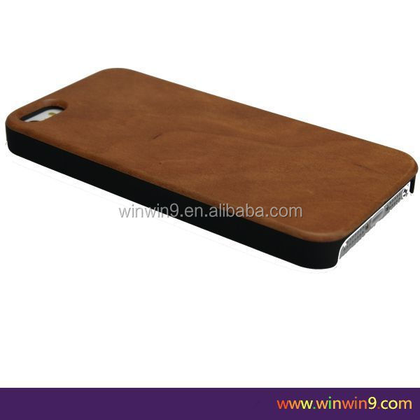 Hot sale wood cell phone case,bamboo wood case,for iphone 5 case
