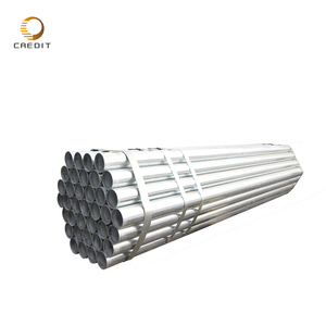 welded thin wall g i pipe 2 inch galvanized steel pipe