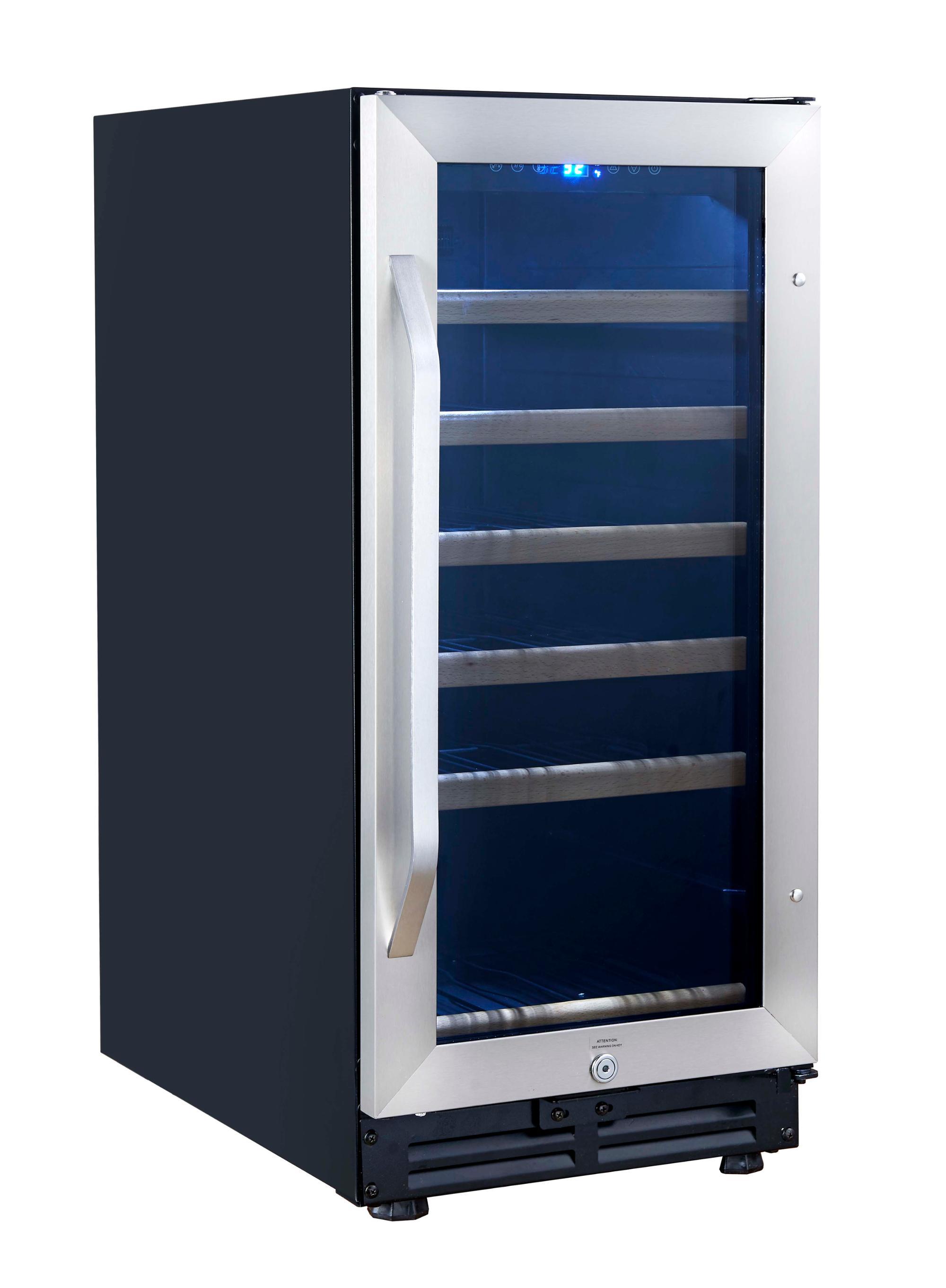 Weinkühler Kühlschrank Bierkühlschrank Usf 33s 33 Flaschen 80l