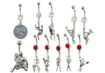 Kamasutra Belly Ring 316l Stainless Steel Navel Piercing Jewelry Buy Kamasutra Belly Ring 316l Stainless Steel Belly Button Ring China Factory 316l