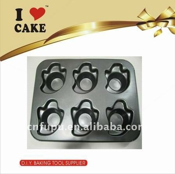Bbc 509 Ghost Bakeware Cake Mold