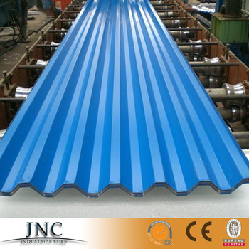 Long Span Color Coated Roofing Sheet Corrugated Steel