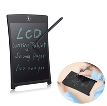 "Electronic Portable 12"" LCD Writing Boar Notepad Drawing Graphics Tablet Digital Handwritten Board with hidden stylus Pen"
