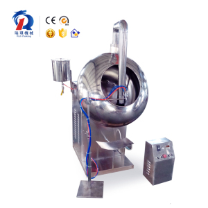 Pharmaceutical Food Tablet Pill Sugar Candy Film Coating Machine