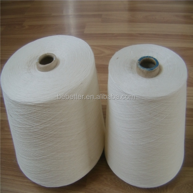 65 polyester 35 cotton yarn for t shirt