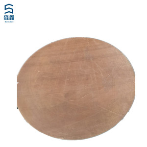 Good quality durable 1-100mm thickness 21-28Mpa tensile strength sodium round board
