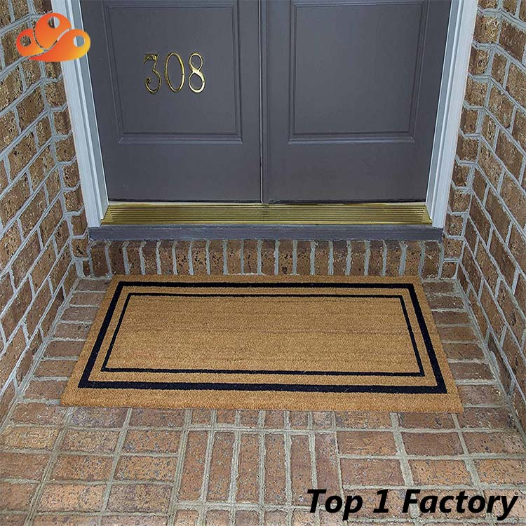 Coco Coir Doormat coconut natural fiber door mat entrance mat