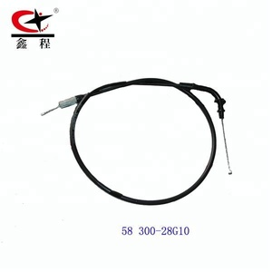 Aftermarket clutch throttle cable for motorcycle cable manufacturer