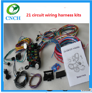 EZ Wiring Harness 21 circuit Chevy mopar wiring harness kits