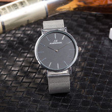 Factory wholesale japan movt quartz watch diamond stainless steel geneva back movement watches factory