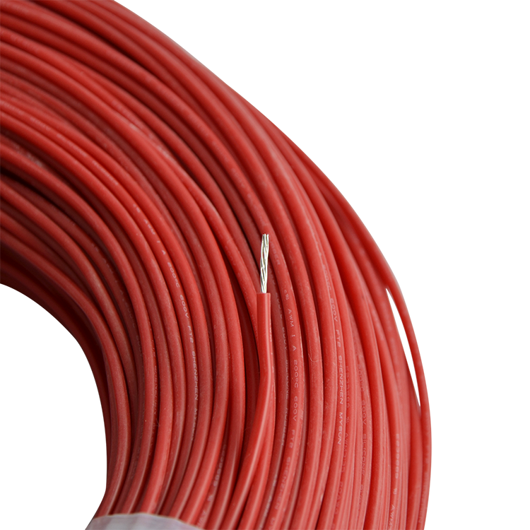 High temperature electrical cable 30 inch shower door