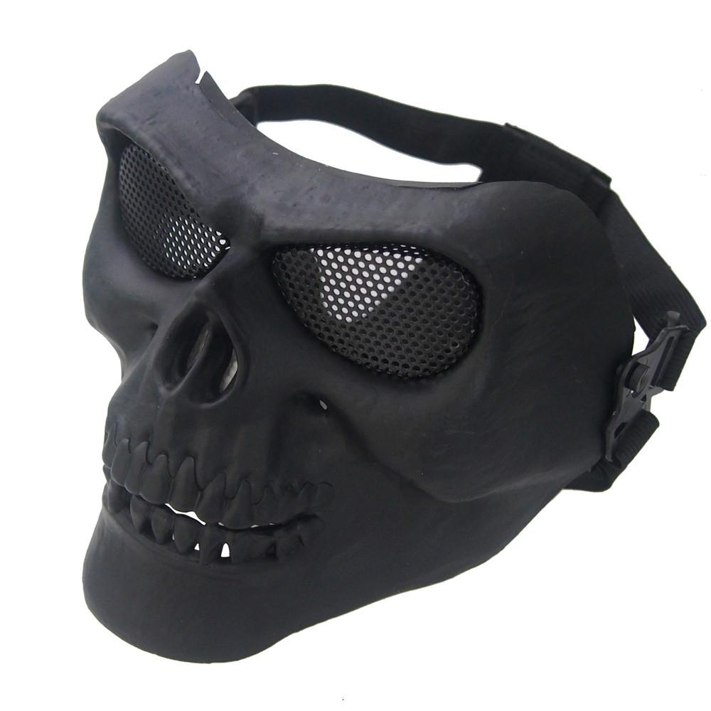 Face Mask Ghost Resin Skull Wraps Skeleton Multi Intball Cs Face Mask Ski Bike Outdoor Sports Camping Cycling Bandana Mask P4 Aliexpress