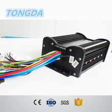 ebike wide used high quality brushless dc 48v 500w motor controller