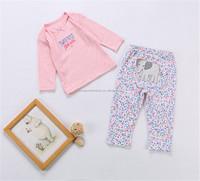 Alibaba guangzhou online shopping clothing set for wholesale