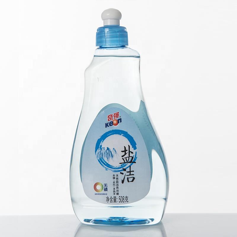 Prezzo all'ingrosso KEON marca di sale minerale piatto liquido di lavaggio