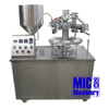 MIC-R30 ketchup filling machine peanut butter filling machine tube filling and sealing machine