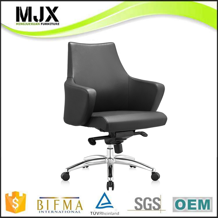New design black leather executive chair