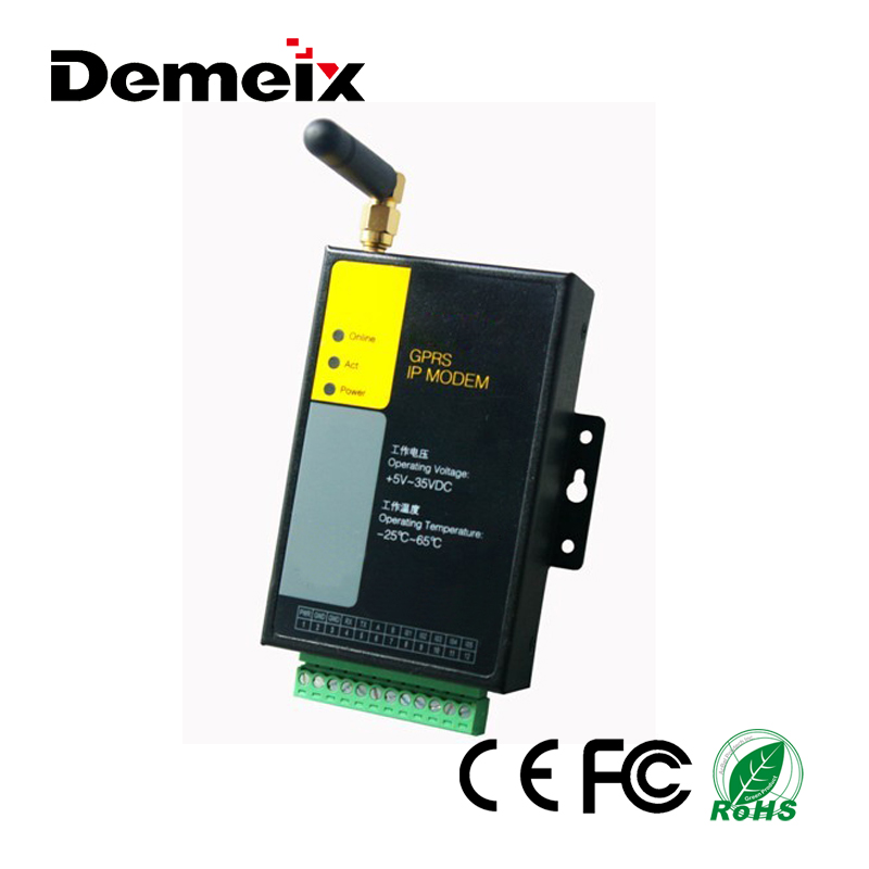 GPRS GSM IP Modem Data Logger Modem for M2M Industrial Smart Grid, Transportation, Smart home, Finance, Mobile POS Terminals