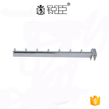 clothes rack parts slatwall waterfall