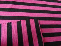 Polyester Rayon Spandex Yarn Dyed knitting fabrics single jersey