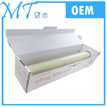 pvc cling film for food wrap stretch plastic food covers