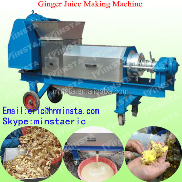 groente en fruit sap machine
